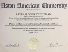 Aston-American-University-isletme-Yonetimi-Doktorasi-(PHD)-Diplomasi