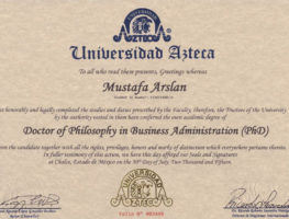Azteca-University-isletme-Yonetimi-Doktorasi-Diplomasi-I