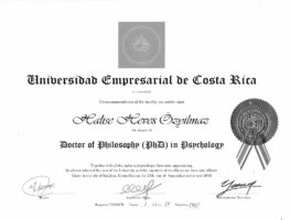 Business-University-of-Costa-Rica-(UNEM)-Psikoloji-Doktorasi-Diplomasi