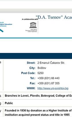 TSENOW-UNESCO-Akreditasyon