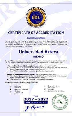 Universidad-Azteca-EDU-Akreditasyon-Sertifikasi